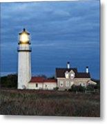 Highland Lighthouse Metal Print