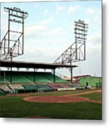 Historic Rickwood Field Metal Print