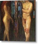 img693 Edvard Munch Metal Print