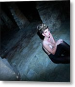 In The Dark N In The Light Metal Print
