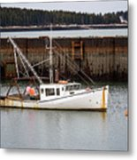 Jonesport, Maine  Metal Print