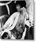 Louise Brooks, Ca. Late 1920s Metal Print by Everett