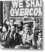 Martin Luther King, Jr. 1929-1968 Metal Print