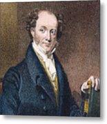 Martin Van Buren (1782-1862) Metal Print by Granger
