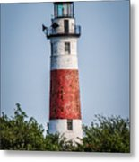 Middle Island Lighthouse Metal Print