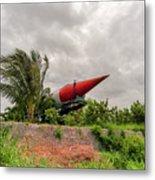 Military Weapons, Ballistic, Anti-aircraft, Medium-range Missile 5 Metal Print