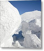 Mount Washington - New Hampshire Usa Metal Print