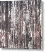 Old Wood Metal Print