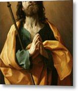 Saint James The Greater, Metal Print