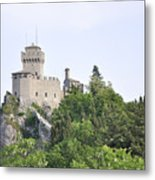 San Marino Metal Print