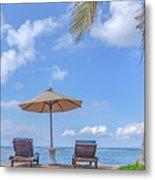 Sanur Beach - Bali Metal Print
