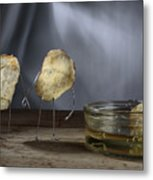 Simple Things - Potatoes Metal Print