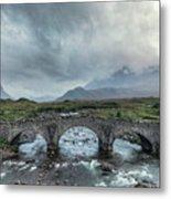 Sligachan - Isle Of Skye Metal Print