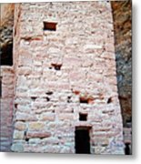 Spruce Tree House - Mesa Verde National Park Metal Print
