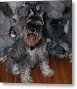 Stuffed Animals Metal Print