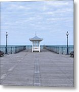 Swanage - England Metal Print