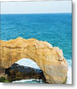 The Arch At Port Campbell National Park Metal Print