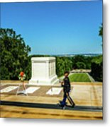 Tomb Of The Unknowns Metal Print