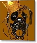 Top Dog Collection Metal Print