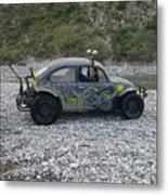 Volkswagen Metal Print