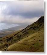 Welsh Mountains Metal Print
