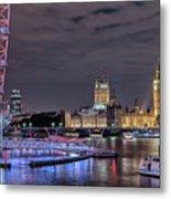 Westminster - London Metal Print