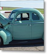 40 Ford Deluxe Metal Print