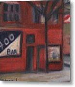 400 Bar Minneapolis Metal Print