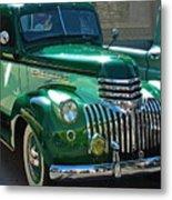 41 Chevy Truck Metal Print
