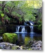 Paintings Of Landscapes Metal Print