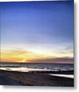 Instagram Photo Metal Print by John Edwards