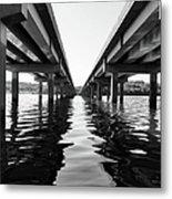 422 Bridge Metal Print