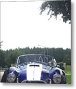 427 Cobra Side Oiler Metal Print