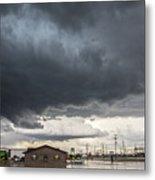 7th Storm Chase 2015 Metal Print