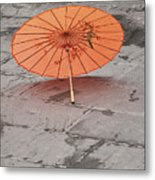 4440- Umbrella Metal Print