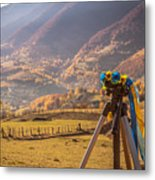 Land Of Ukraine Metal Print