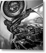 47 Triumph Roadster Metal Print