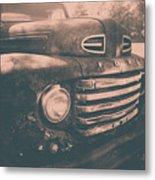 '49 Ford Pickup Metal Print