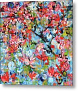 3rd Day Of Creation 201808 Metal Print