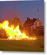 4th Of July 2010 Byc Metal Print