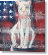4th Of July Baby Metal Print