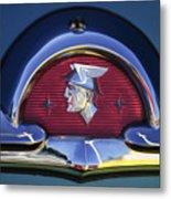 1953 Mercury Monterey Emblem Metal Print