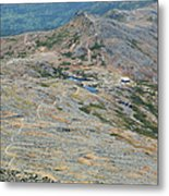 Appalachian Trail - White Mountains New Hampshire Usa Metal Print