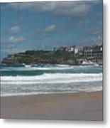 Australia - Bondi Beach Southern End Metal Print