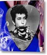 Bob Dylan Art Metal Print