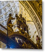 Cathedral Of Seville - Seville Spain Metal Print