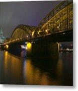 Cologne Germany Metal Print