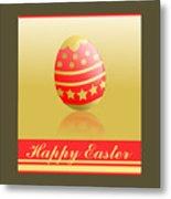 Easter. Metal Print