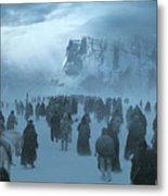 Game Of Thrones Metal Print