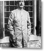 Giacomo Puccini, Italian Composer Metal Print